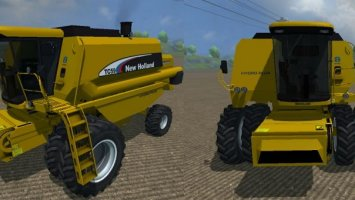 New Holland TC59 Filipada ls2013