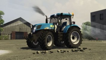 New Holland T7040 LS2013