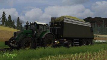 Agroliner SMK Silage-Edition LS2013