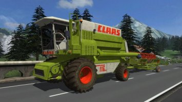 CLAAS COMMANDOR 116cs ls2013