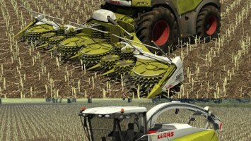 Claas Jaguar 980 Pack ls2013