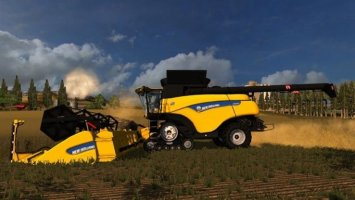 New Holland CR 1090 LS2013