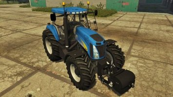 NEW HOLLAND T8020 v2 MR LS2013