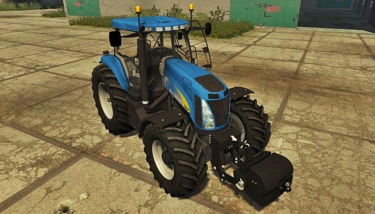 New Holland/Fiat | Mody do Farming Simulator 15 / 2013 (LS 15 / 2013)
