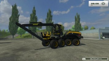 Ponsse Scorpion v0.9 beta ls2013