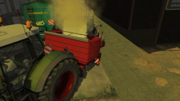 Rauch fertilizer spreader v3.0 MR ls2013