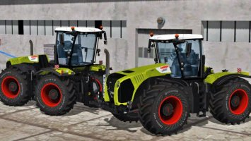 Claas Xerion 5000 VC LS2013