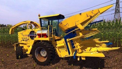 New Holland FX48 LS15
