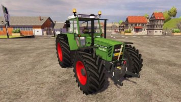 Fendt Favorit 615 LSA Turbo ls2013