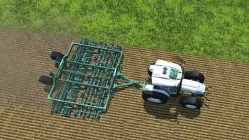 PAC Cardinal Cultivator ls2013