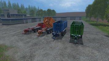 Agroliner HKL Pack
