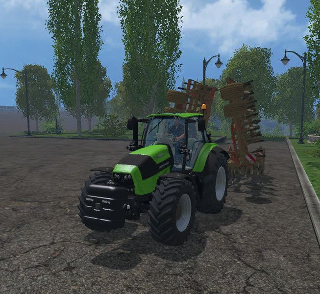 deutz gewicht 1500kg ls15 mod mod for landwirtschafts. Black Bedroom Furniture Sets. Home Design Ideas
