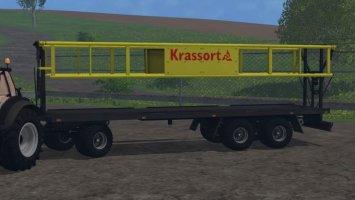 Krassort Ballenwagen