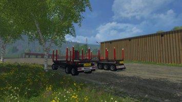 Huttner Grume trailers