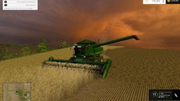 John Deere 9770 STS package ls15
