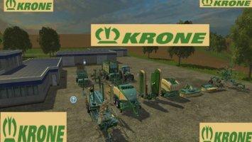 Krone Skins v1.91 ls15