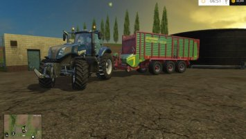 New Holland T8 320 Blue Power v2.0 ls15