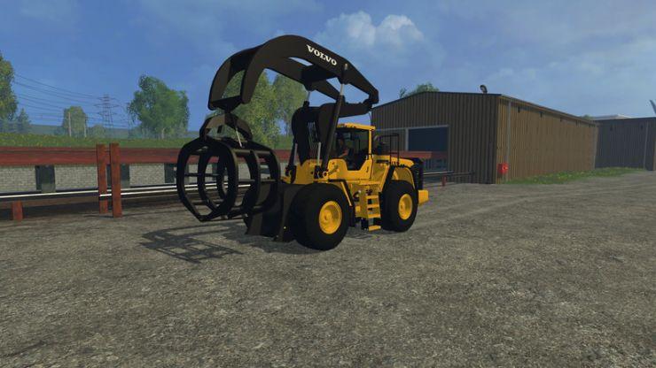 Volvo L180H HL - Mod | Mod for Landwirtschafts Simulator ...