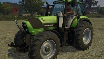 Deutz Agrotron 6190 TTV