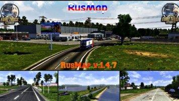 RUSMAP V1.4.7 for 1.15