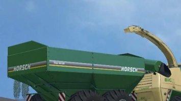 HORSCH TITAN 44 UW DW V11 FOR KRONE BIGX1100