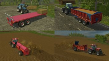 Marshall Mod Package ls15