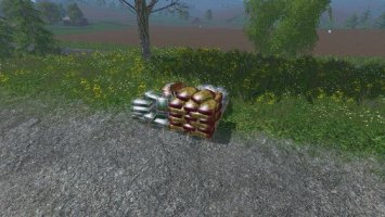 Placeable Seed Pallets