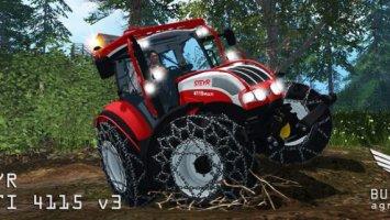Steyr Multi 4115 ecotronik v3.0 universal