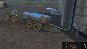 Zunhammer water and milktank v2.0.1