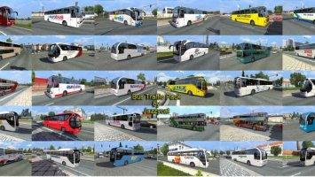 BUS TRAFFIC PACK BY JAZZYCAT V1.1.1