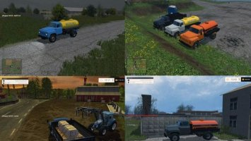GAZ 53 Pack v1.1