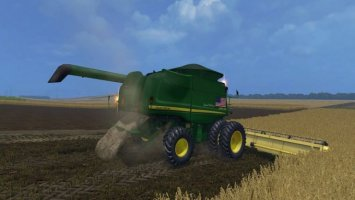 John Deere 9770 STS USA Special Edition