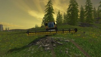 New Holland CR10.90 pack