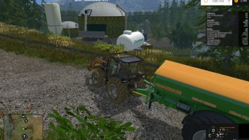 placeable upk small BGA with fertilizer Production