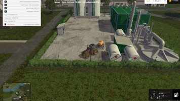 placeable Bio-Fuel Raffinerie