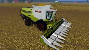 Claas Lexion 780 wheels WASHABLE