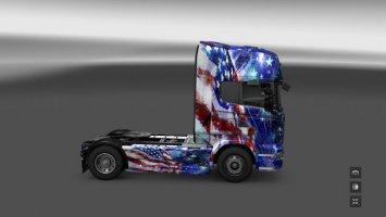 Scania R Ami Skin ETS2