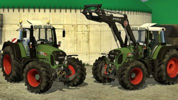 Fendt 820 Vario TMS ls15
