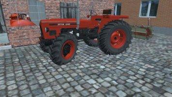 Zetor 6945 MR LS2013