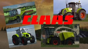 FULL PACK CLAAS FS15 LS15