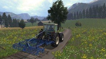 Selfmade Cultivator