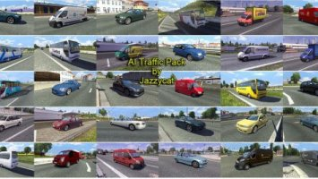 AI Traffic Pack by Jazzycat v2.2