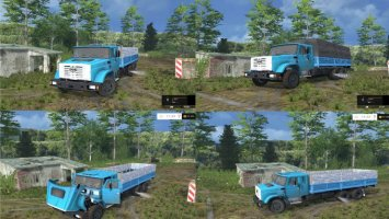 ZiL 133 Long LS15