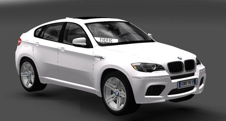 Bmw X6m Trailer Ets2 Mod Mod For Euro Truck