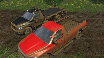 Pickup SingleCab & Flatbed ls15