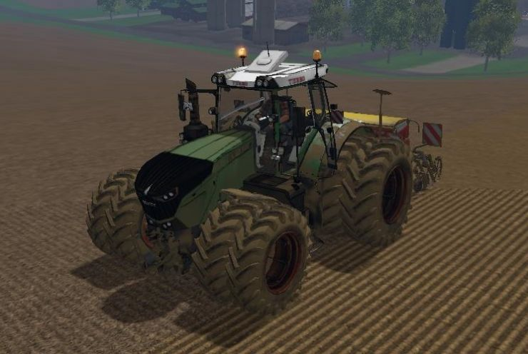 Fendt 1050 Edit By Hewaaa Ls15 Mod Mod For