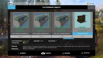 placeable Greenhouses V4