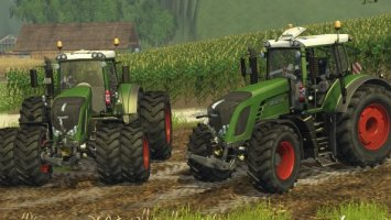 Fendt 936 Vario SCR Pack Fix V2 ls15
