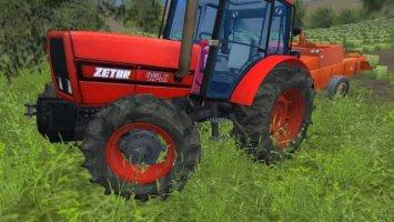 Zetor 9540 MR LS2013