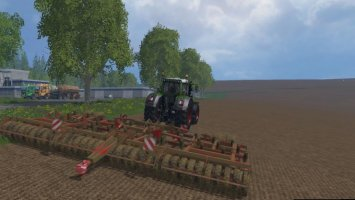 Horsch Tiger 10LT Attacher v2